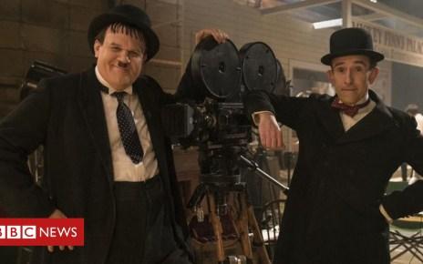 102816876 2017 04 27 sao 1428 - Steve Coogan shown in new Laurel & Hardy film