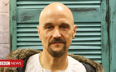 102861707 mediaitem102856105 - James star Tim Booth tears up about missing young son on tour