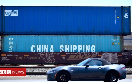 102870829 gettyimages 997234250 - US sets date for additional China tariffs