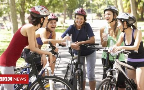 102880997 gettyimages 175435288 - Regular exercise 'best for mental health'