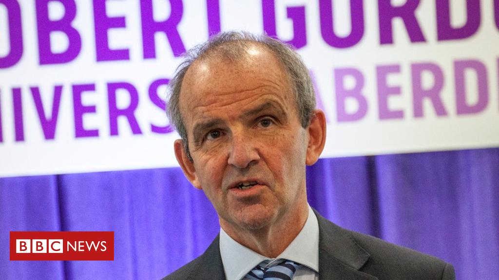 102892522 professorjohnharper - Inquiry call in Robert Gordon University 'cronyism' row