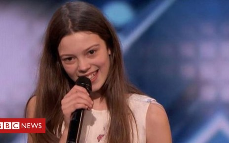 102908475 p06h2vlv - Courtney Hadwin, 14, wows America's Got Talent