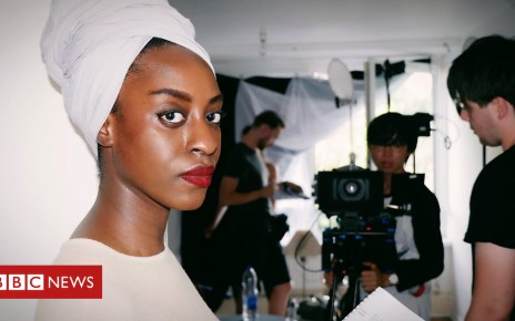 102908966 p06h3j39 - Filmmaker Sheila Nortley: I'm a writer, a mother, I'm tall, I'm a Muslim