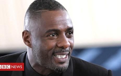 102941490 gettyimages 955761328 - Idris Elba stokes Bond rumours with 007-style tweet