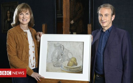 102944560 16209141 high res fake or fortune 1 - Nicholson painting bought for £165k is 'fake'