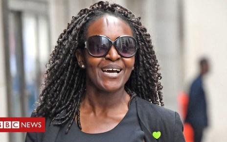 102954058 hi048655432 - Fiona Onasanya: Peterborough MP 'to stay in Parliament'