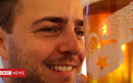 102955079 p06hc6rl - Youngest master brewer Ross O'Hara gives his top tips