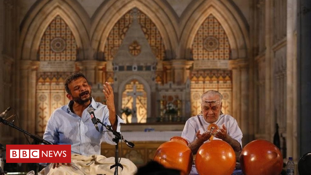 102961253 mediaitem102961251 - India's Carnatic musicians threatened over Christian hymns