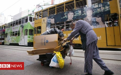 102983983 137970185 594x594 - Hong Kong 'cardboard granny' has case overturned
