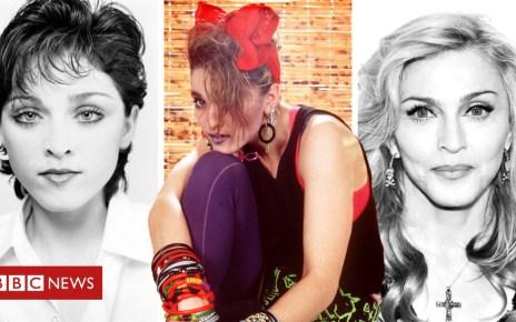 102985064 madonna index 4 split - Madonna at 60: A career in pictures