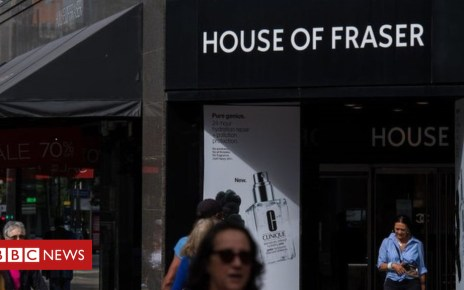 103047394 hofaug13gettyimages 1014377540 - House of Fraser cancels all online orders
