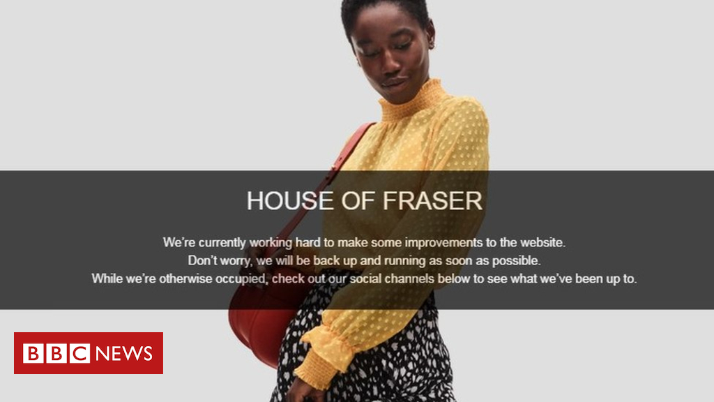 103050335 mediaitem103050334 - House of Fraser warehouse jobs at risk, union says