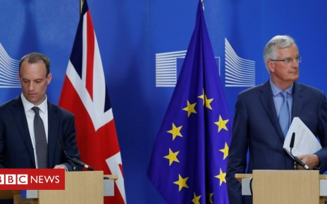 103074370 hi048356448 - Brexit: Government to publish no-deal advice on Thursday