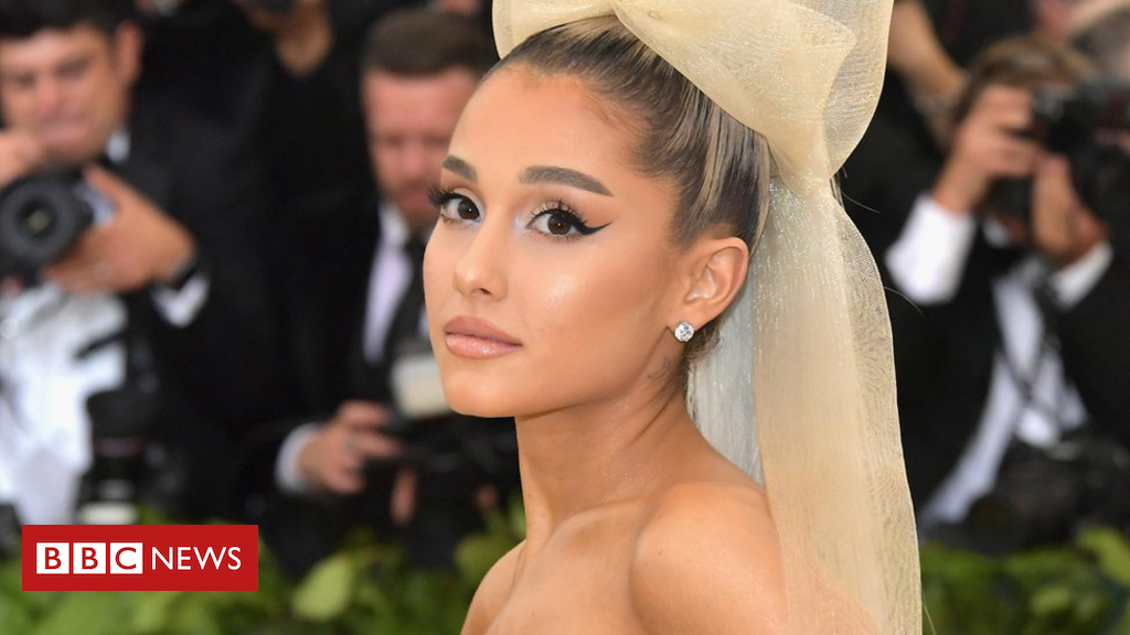 103077312 gettyimages 955757962 - Ariana Grande breaks down talking about Manchester Arena attack