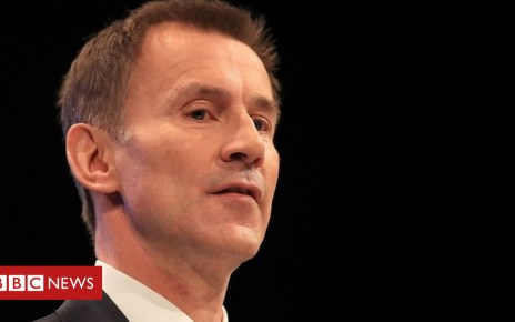 103101052 mediaitem103101050 - Jeremy Hunt wants 'malign' Russia to face tougher sanctions