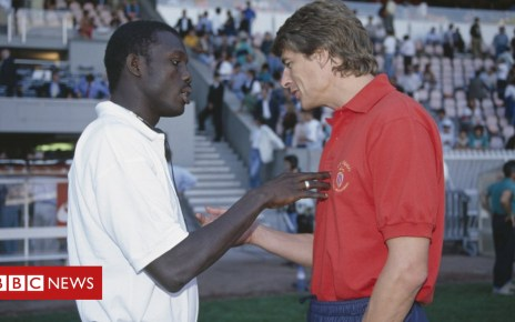 103108461 gettyimages 905588016 - Arsène Wenger to get honour from Liberia's George Weah