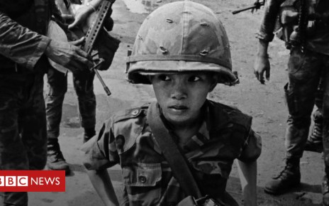 103129620 pjg2 - Philip Jones Griffiths the Welsh Vietnam War photographer