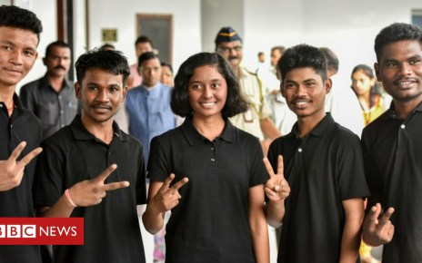103137240 gettyimages 964542666 - The heroic Indian teens who conquered Everest