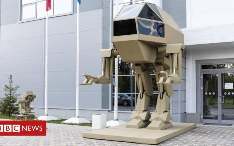 103139258 igorek2 - Ridicule for Russia's newest robot, Igorek