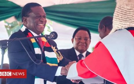 103177378 mediaitem103177377 - Zimbabwe election: Mnangagwa vows 'brighter tomorrow'