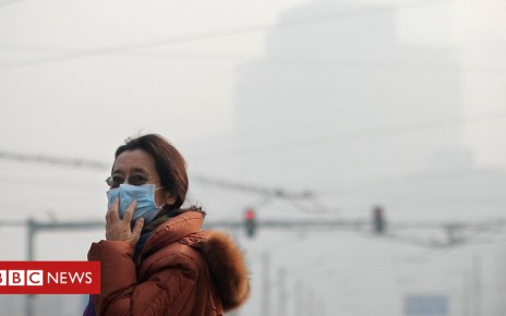 103192831 mediaitem103192830 - Air pollution 'may harm' cognitive intelligence, study says