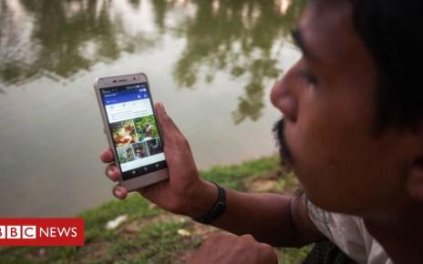 103194293 gettyimages 844336108 - Facebook used to 'incite offline violence' in Myanmar, says report