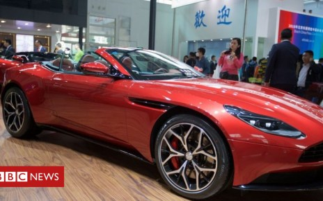 103202696 gettyimages 951770376 - Aston Martin revs up for London listing