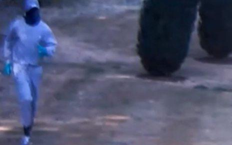 p06g6tkk - Police release CCTV of suspects in £1m burglary case