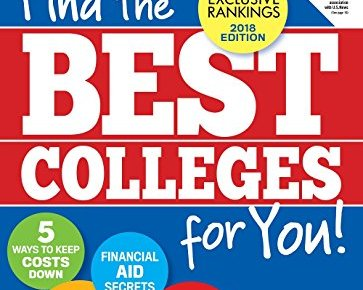 Best Colleges 2018 Find the Best Colleges for You - Best Colleges 2018: Find the Best Colleges for You!