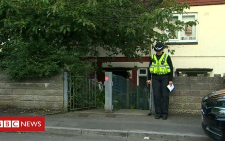 103220241 de27 - Man charged after explosives and terror raid in Ely