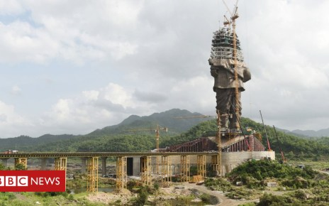 103273291 f7110901 baaa 4ca1 a4d3 7d04495944ac - Tallest statue in the world takes shape in India