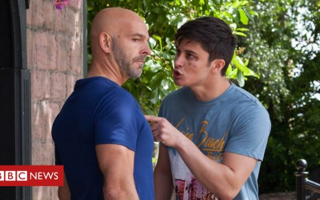 103287990 4969olliebuster - Barry Bennell abuse survivor helps Hollyoaks football grooming plot
