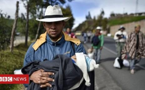 103288056 33fc5450 91dc 476c a635 831b9631d49c - Venezuela Vice-President: Migration levels are normal