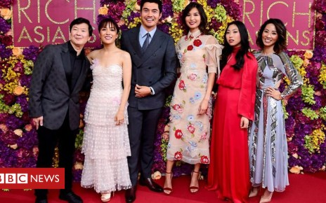103295669 p06k9bzz - Crazy Rich Asians: 'We want to create a movement'