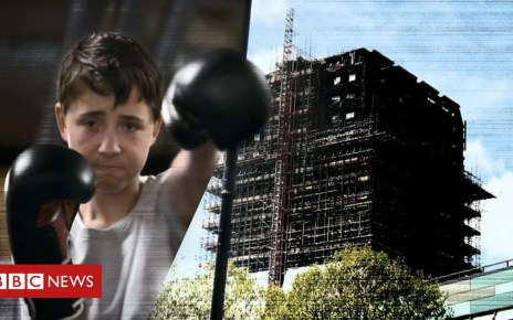 103301284 boxingcopy - Boxing their way out of Grenfell grief