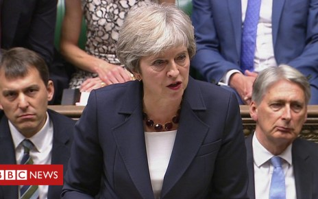 103305582 p06kbwqy - Theresa May: 'We will bring Novichok suspects to justice'