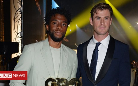 103312745 gettyimages 1027343502 - Black Panther star Chadwick Boseman wins international man of the year at GQ Awards