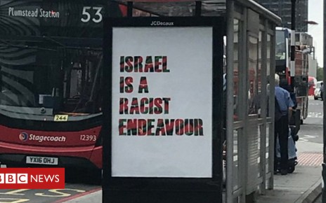 103318595 de27 2 - John McDonnell condemns anti-Israel posters