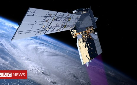 103318644 1 - Aeolus: Space laser starts chasing the wind