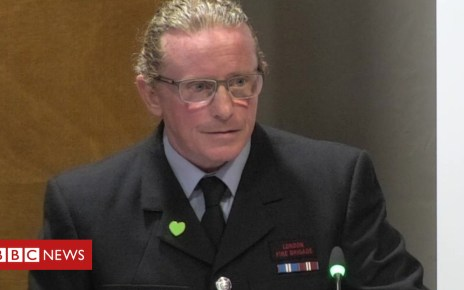 103319353 murphy - Grenfell Inquiry: Firefighter apologises to families
