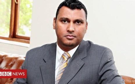 103330444 pillay2 - South Africa engineer Manglin Pillay sacked after sexism furore