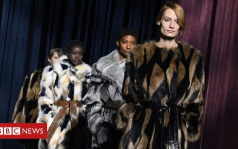 103330983 gettyimages 927033286 - London Fashion Week to go fur-free for the first time