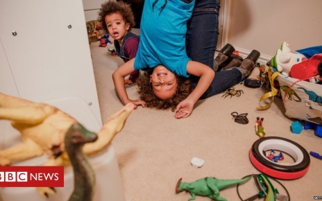 103337107 messyroomgetty - The words you'd love to hear your children say - but never do