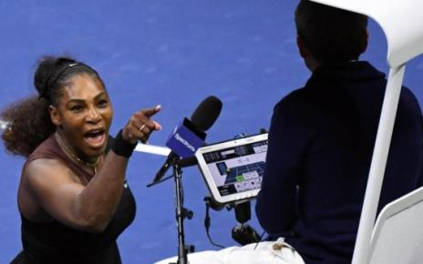 103351977 serena umpire reuters - US Open 2018: Serena Williams accuses umpire of sexism after meltdown in final
