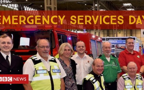 103352826 flyer v1 999 day - First '999 Day' to honour emergency services