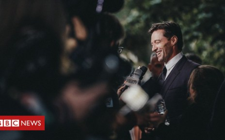 103353648 gettyimages 1029646450 - Toronto Film Festival: Hugh Jackman does not want your vote