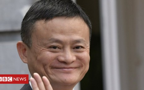 103360526 jackmawaves - Five things about Alibaba's Jack Ma