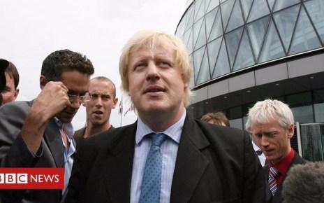 103367422 p06ks82z - Boris Johnson profiled: His past, present and future