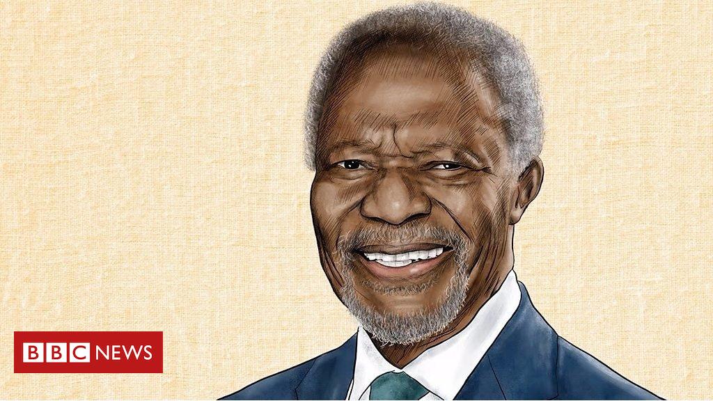 103371824 p06kthmy - Kofi Annan: Timeline of former UN secretary-general