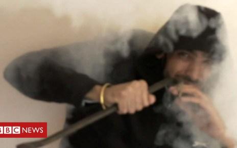 103378442 p06kvs4t - The security alarm 'smoking out' burglars